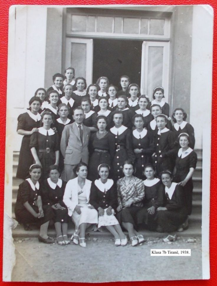 Klasa 7b Tirone 1938